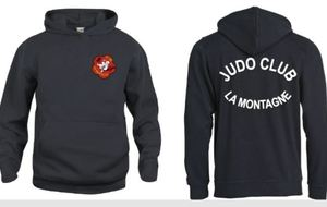 Bulletin de commande  sweat judo club la Montagne